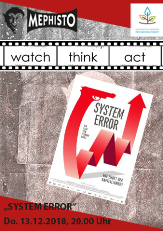 watch.think.act. - System Error