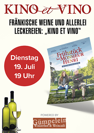 "160719 Kino et Vino ""Frühstück bei Monsieur Henri"""