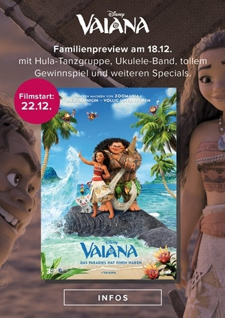 Familienpreview: Vaiana (Special)