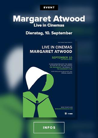AC: Magarete Atwood
