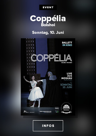 Coppelia (Bolshoi)