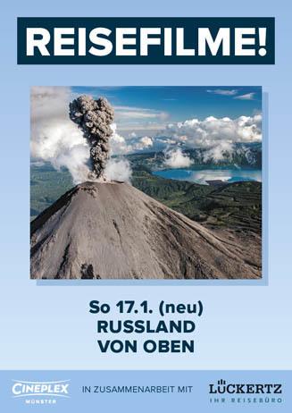 Reisefilm: RUSSLAND VON OBEN