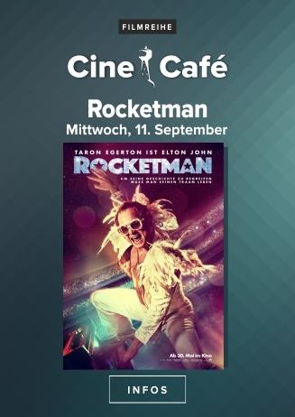 CineTowerCafé: Rocketman