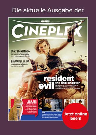 Cineplex - Das Kinomagazin als ePaper