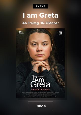 GRÜNTÖNE: I AM GRETA