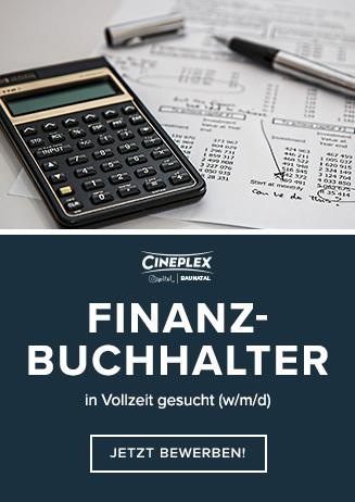 Wir suchen: Finanzbuchhalter in Vollzeit