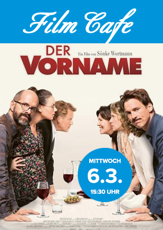 "Filmcafé: ""Der Vorname"""