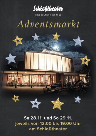 Advents-Verkauf im Schloßtheater