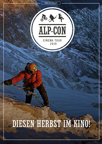Alp-Con CinemaTour 2019: MOUNTAIN 17.11.2019