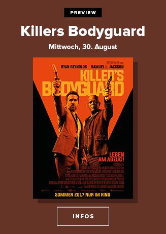 Preview: Killer's Bodyguard