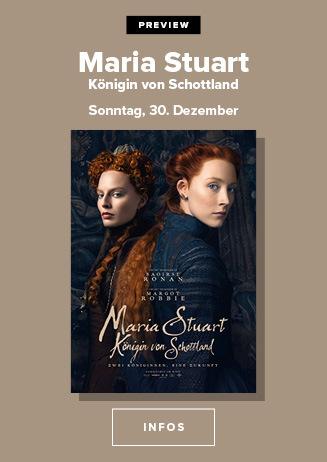Silvesterpreview: Maria Stuart