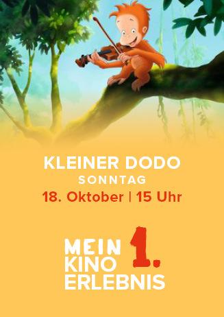 Mein erstes Kinoerlebnis: KELINER DODO