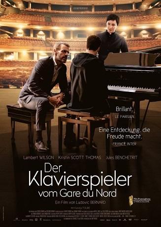 Kino für Kenner: DER KLAVIERSPIELER VOM GARE DU NORD