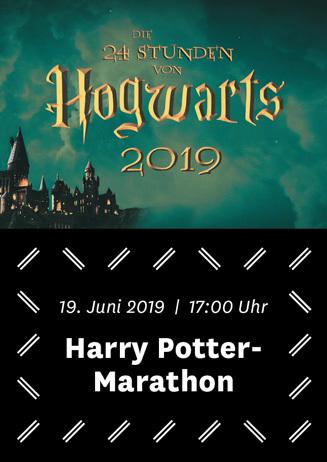 Die 24 Stunden von Hogwarts 2019