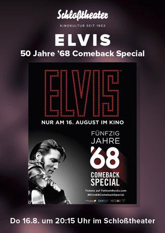 Elvis - 50 Jahre '68 Comeback Special