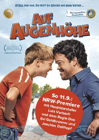 NRW-Premiere >AUF AUGENHÖHE