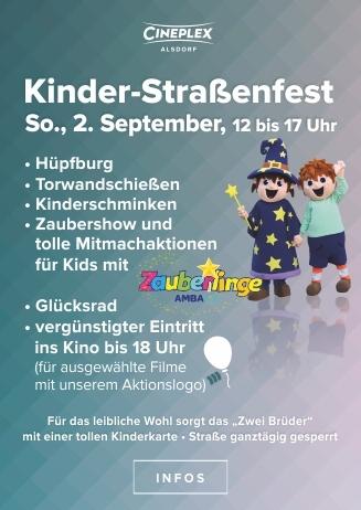 Kinder-Straßenfest