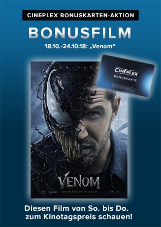 "Bonusfilm: ""Venom"""