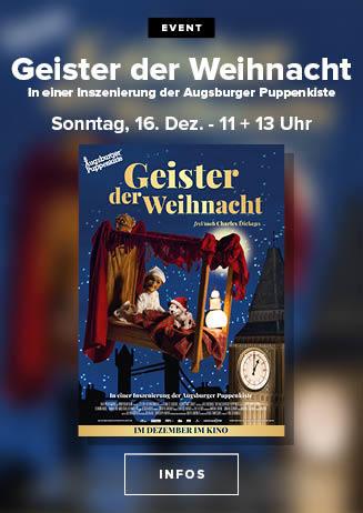 """181216 Special """"Geister der Weihnacht"""""""