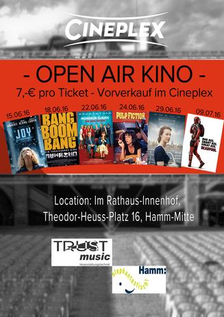 Open Air Kino 2016