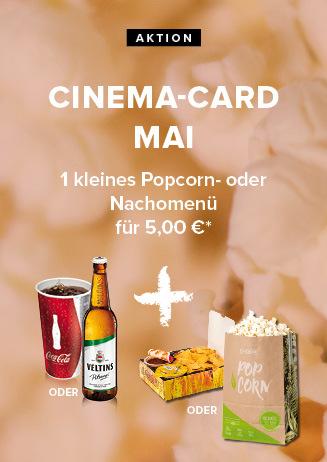 CineMa-Card Mai
