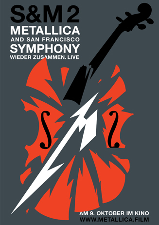 09. und 12.10. - Metallica & San Francisco Symphony