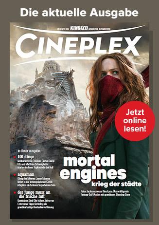 Cineplex KinoCo Ausgabe Dezember