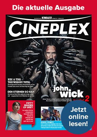 Kinomagazin CINEPLEX Februar