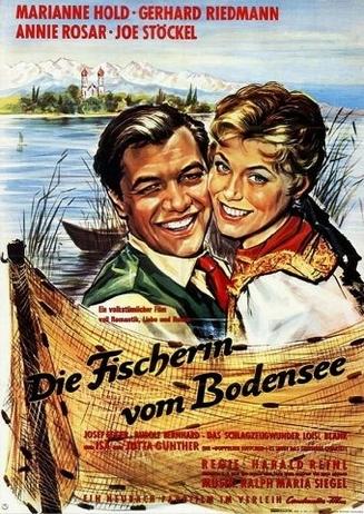 Fischerin vom Bodensee