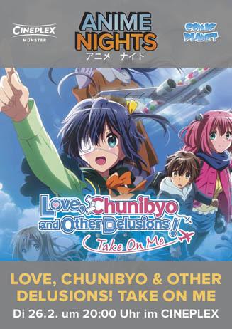 Anime Night: Love, Chunibyo & Other Delusions!