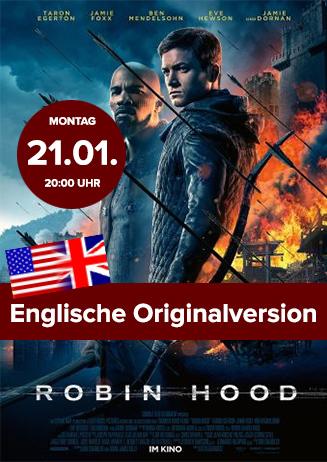 """Englische OV: """"Robin Hood"""""""