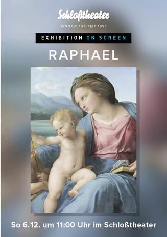 Exhibition On Screen: RAPHAEL