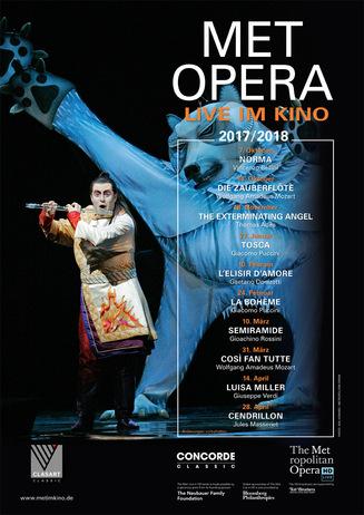 MET Opera Saison 2017/18