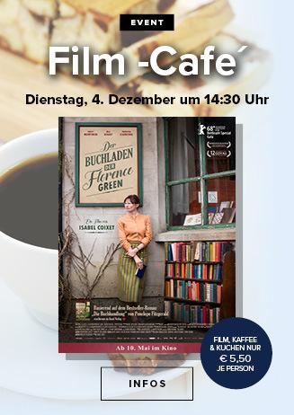 Filmcafé: Der Buchladen der Florence Green