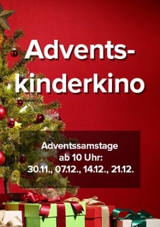 Adventskinderkino ab 30.11.-21.12.