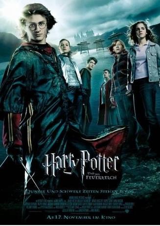 die HARRY POTTER-Reihe im Kino!