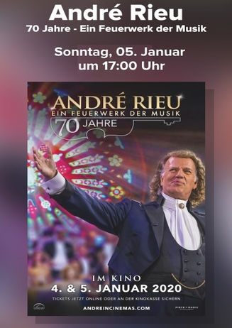 AC Andre Rieu 70 Jahre