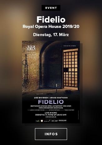 Royal Opera House: Fidelio