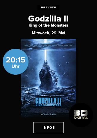 "Preview: ""Godzilla 2"""