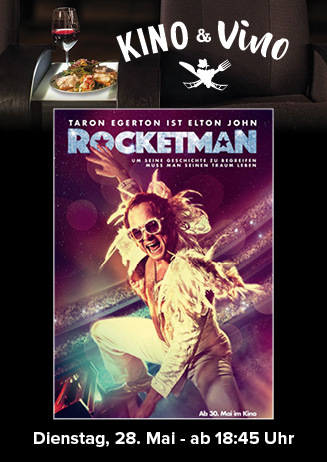 Kino & Vino: ROCKETMAN