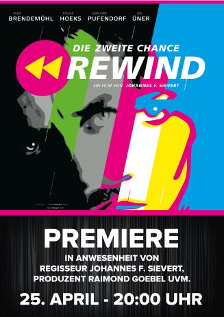 Premiere: REWIND - Die zweite Chance