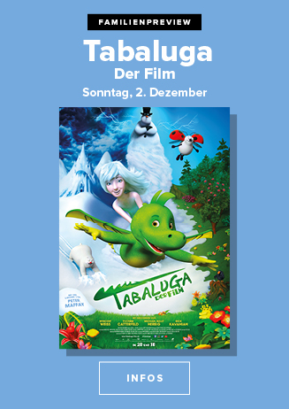 "Familienpreview ""TABALUGA - Der Film"""