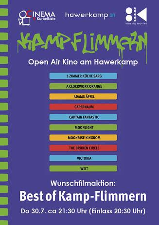Kamp-Flimmern: Best Of KF-Wunschfilm