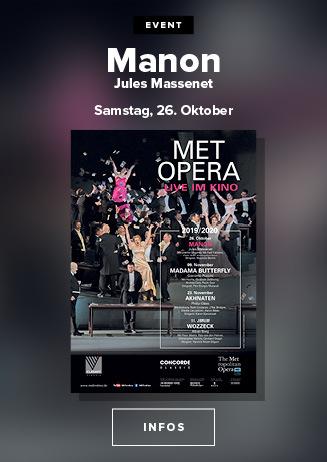 MET-Opera Live: Manon (Massenet)