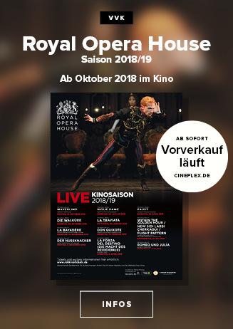 VVK Ankündigung Royal Opera House 2018/19