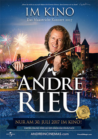 Andre Rieus Maastricht 2017 Konzert