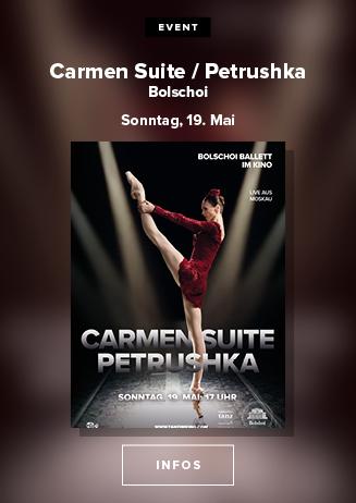 Bolschoi: PETRUSCHKA