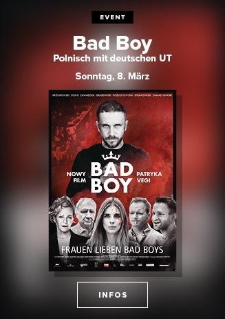 polnischer film: Bad Boy 08.03.19:30
