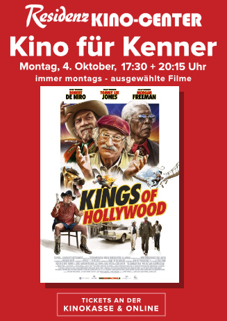 Kino für Kenner: Kings of Hollywood