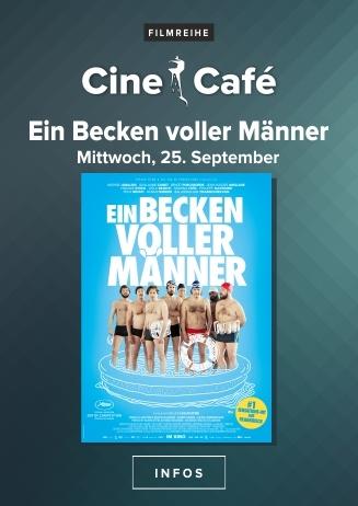 CineTowerCafé: Ein Becken voller Männer